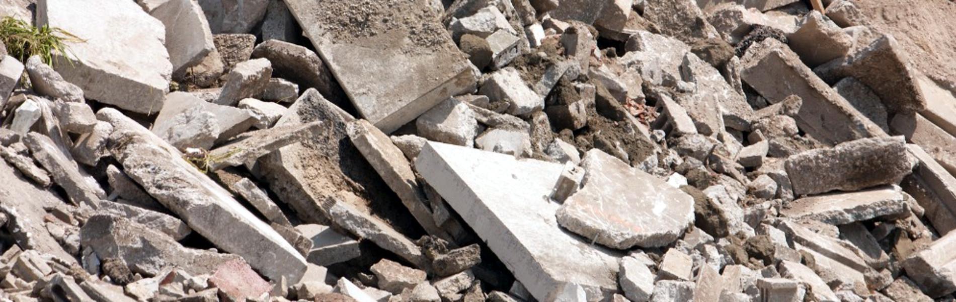 Recykling materiałów budowlanych